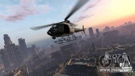 Два новых скриншота GTA 5