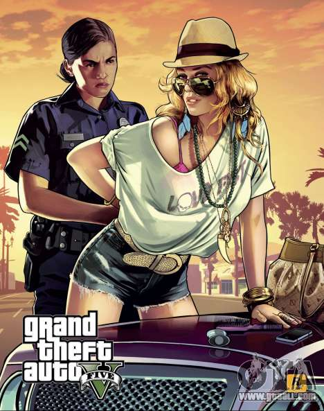 a Pair of new posters GTA 5
