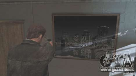 Piece GTA 5 in Max Payne 3
