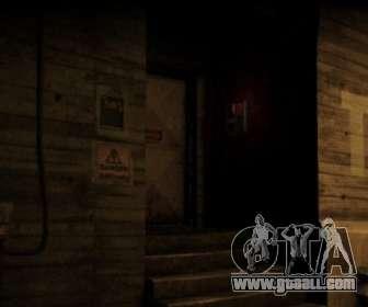 GTA 5 Туннель в горе Chiliad