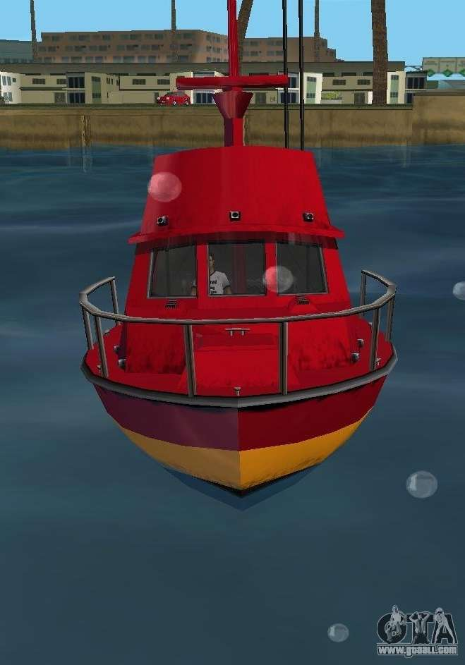 Boats For Gta Vice City With Automatic Installation Free Download