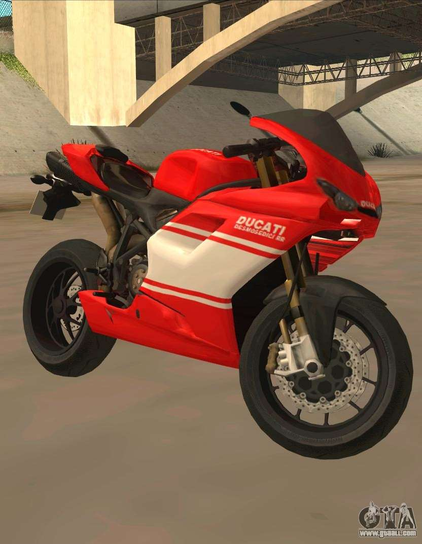 Bikes For Gta San Andreas With Automatic Installation -9447