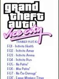 GTA Vice City programs free download