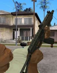 GTA San Andreas weapons with automatic installation download free