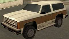 Code for the Rancher from GTA San Andreas