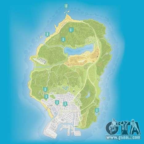 ap of Epsilon tracts in Grand Theft Auto 5