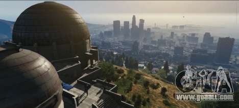map Size GTA 5
