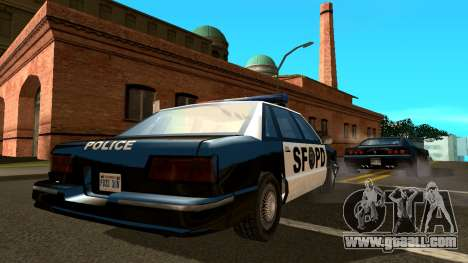 Screenshot of GTA San Andreas for Android