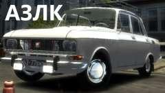 АЗЛК for GTA 4