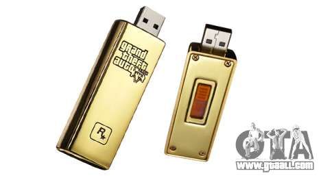 Replenishment GTA 5 Collection: usb drives