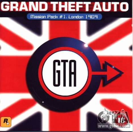 13 years since the release of GTA London 1969 on PC