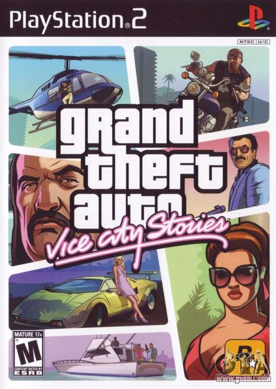 vice city san andreas