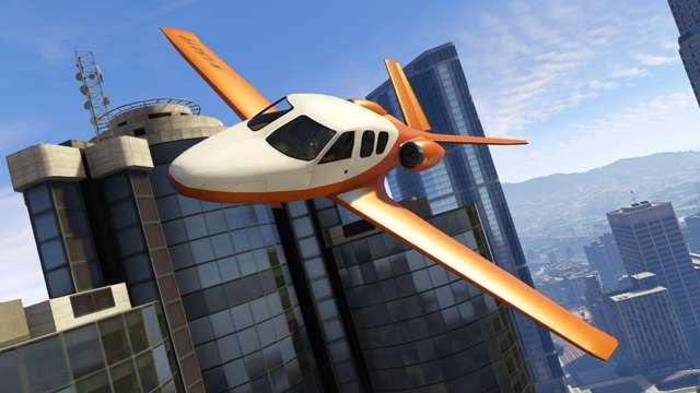 Flugzeug Vestra
