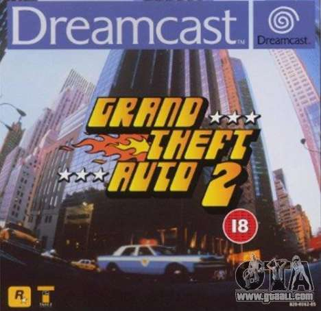 Release GTA 2 for the Dreamcast in North America: from the 20th into the 21st century