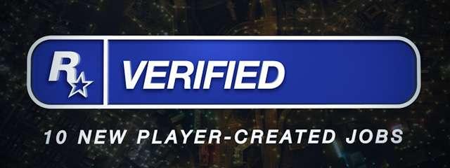 Update Verified Jobs in GTA Online