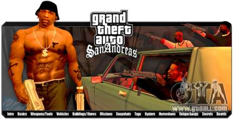 GTA SA for Xbox: release in North America