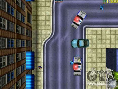 Releases 1998 for PS: the first GTA