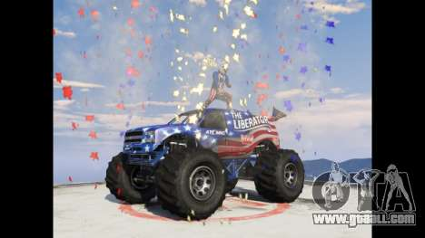 Patriots in GTA online: video and photo