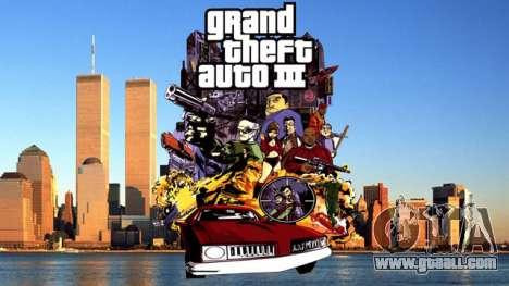 European releases: GTA 3 for PSN