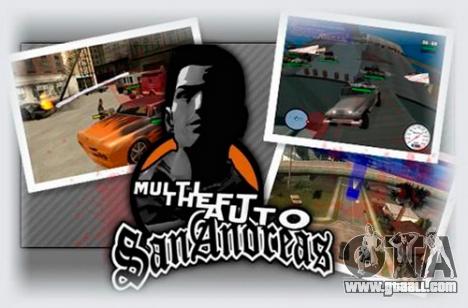 MTA San Andreas