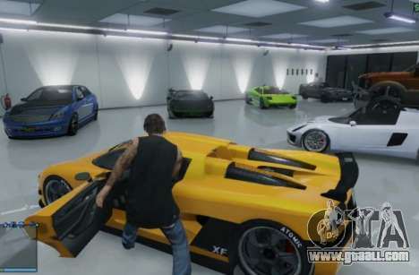 Garages in GTA Online