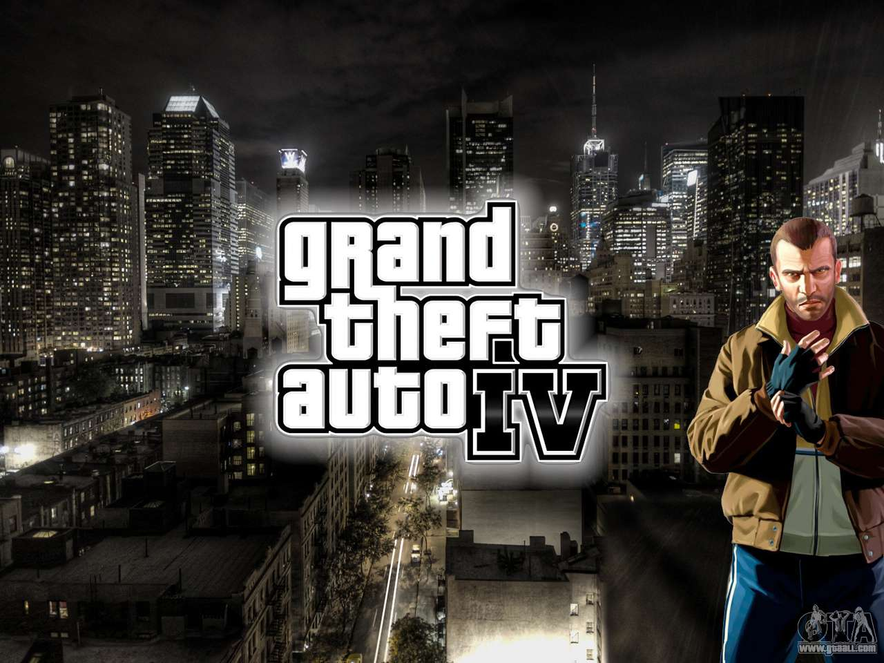 Gta 4 Online Play Grand Theft Auto With Friends