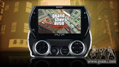 Exit GTA CW PSP in America