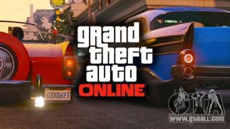GTA Online: original video from 16.10.14
