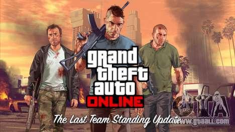 Update 1.17 GTA Online