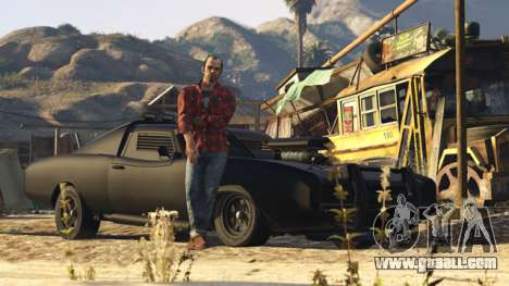 go to GTA 5 for PS4, Xbox One, PC
