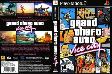 Release Vice City for PS2 in Europe and Australia