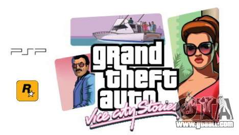 Exit Vice City Stories PSP in Europe
