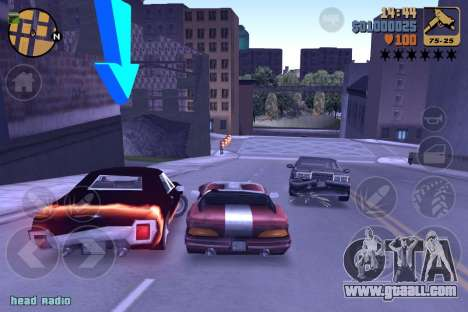 Mobile releases GTA 3: iOS, Android