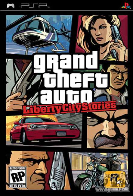 GTA LCS in Australia: release on PSP