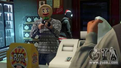 Christmas surprises in GTA Online