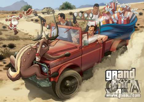 GTA 5 Fan Pics: update funny photo