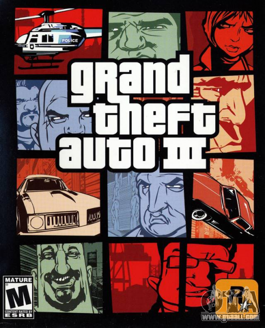 All GTA 3 cheats: codes for cars and unlimited ammo