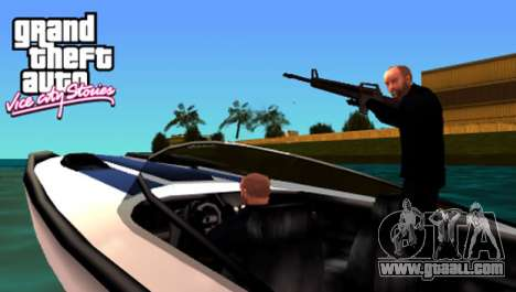 GTA Releases in America: VCS for PS3(PSN)