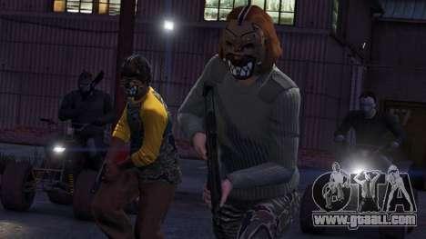 Tips on versus in GTA Online