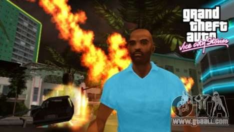 Exit GTA VCS for PS2 in Australia and Europe