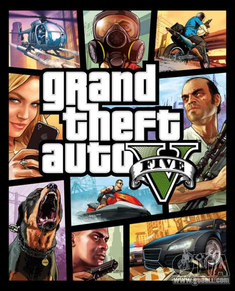 GTA 5 for PC on sale
