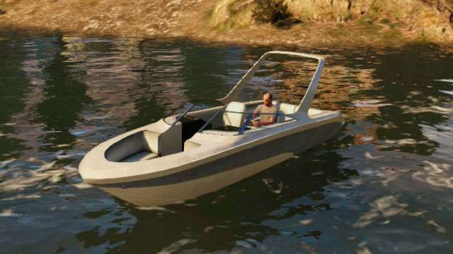 Shitzu Suntrap from GTA 5