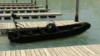 Nagasaki Dinghy from GTA 5 - side view