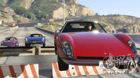 New GTA: racing, duels, captures