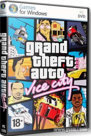 GTA in the 21st century: release VC PC in America