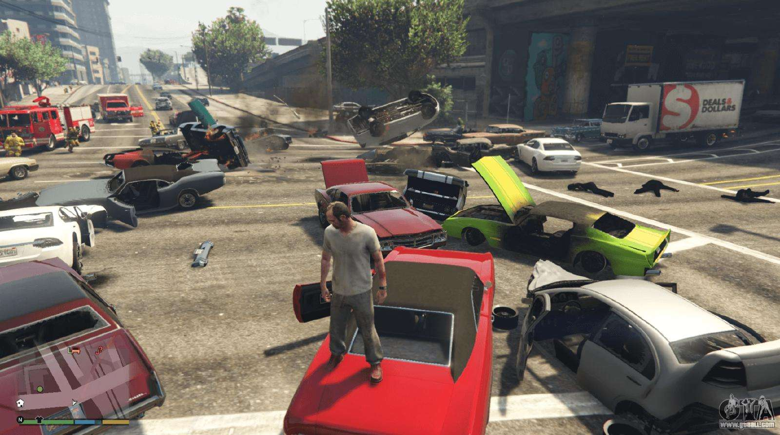 GTA 5 mods - download and install mods in GTA 5 is very simple