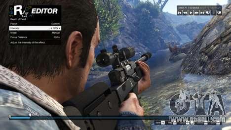 Tips for GTA 5 Rockstar Editor: the language of cinema