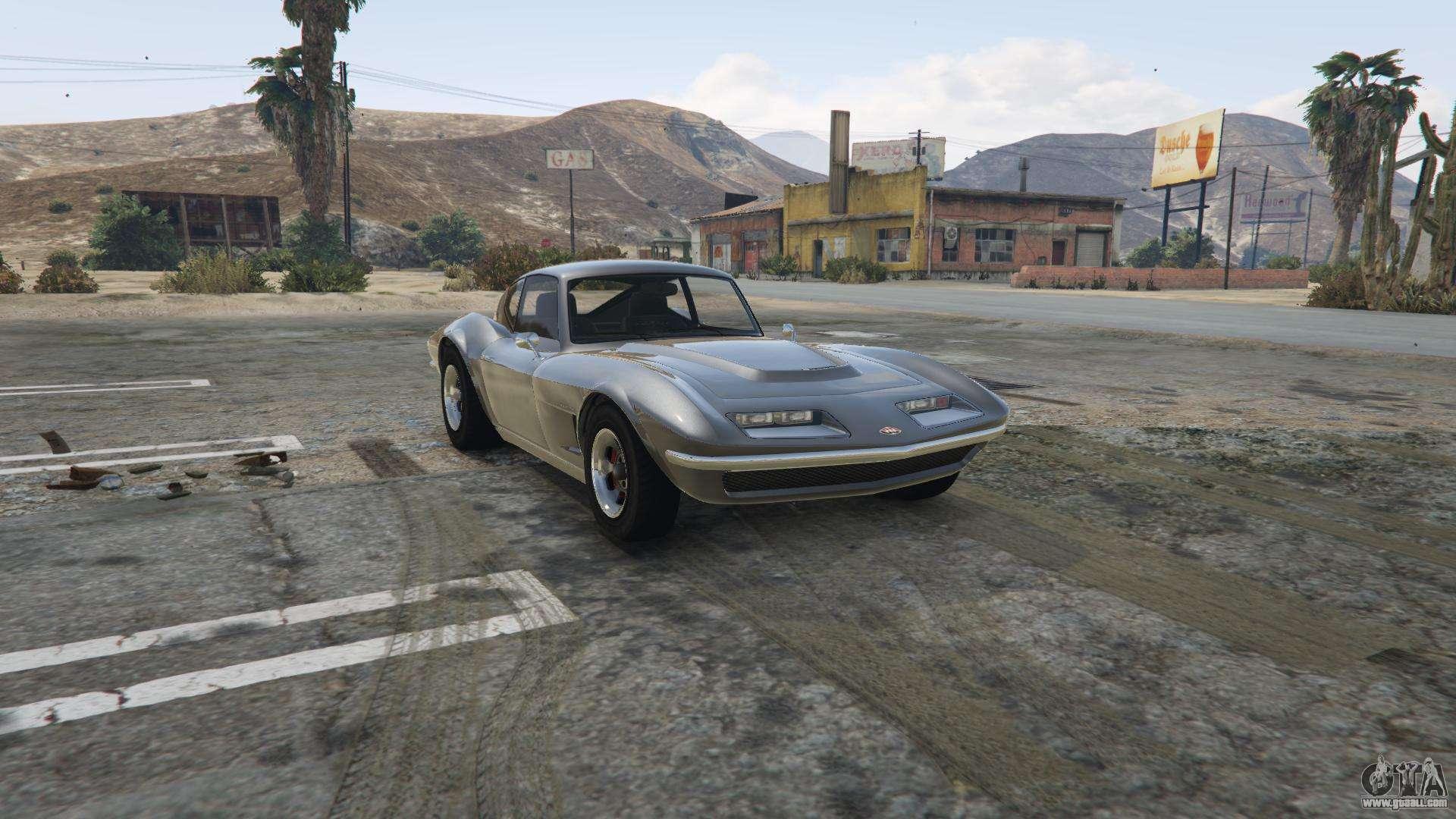 Invetero Coquette Classic GTA 5 - front view