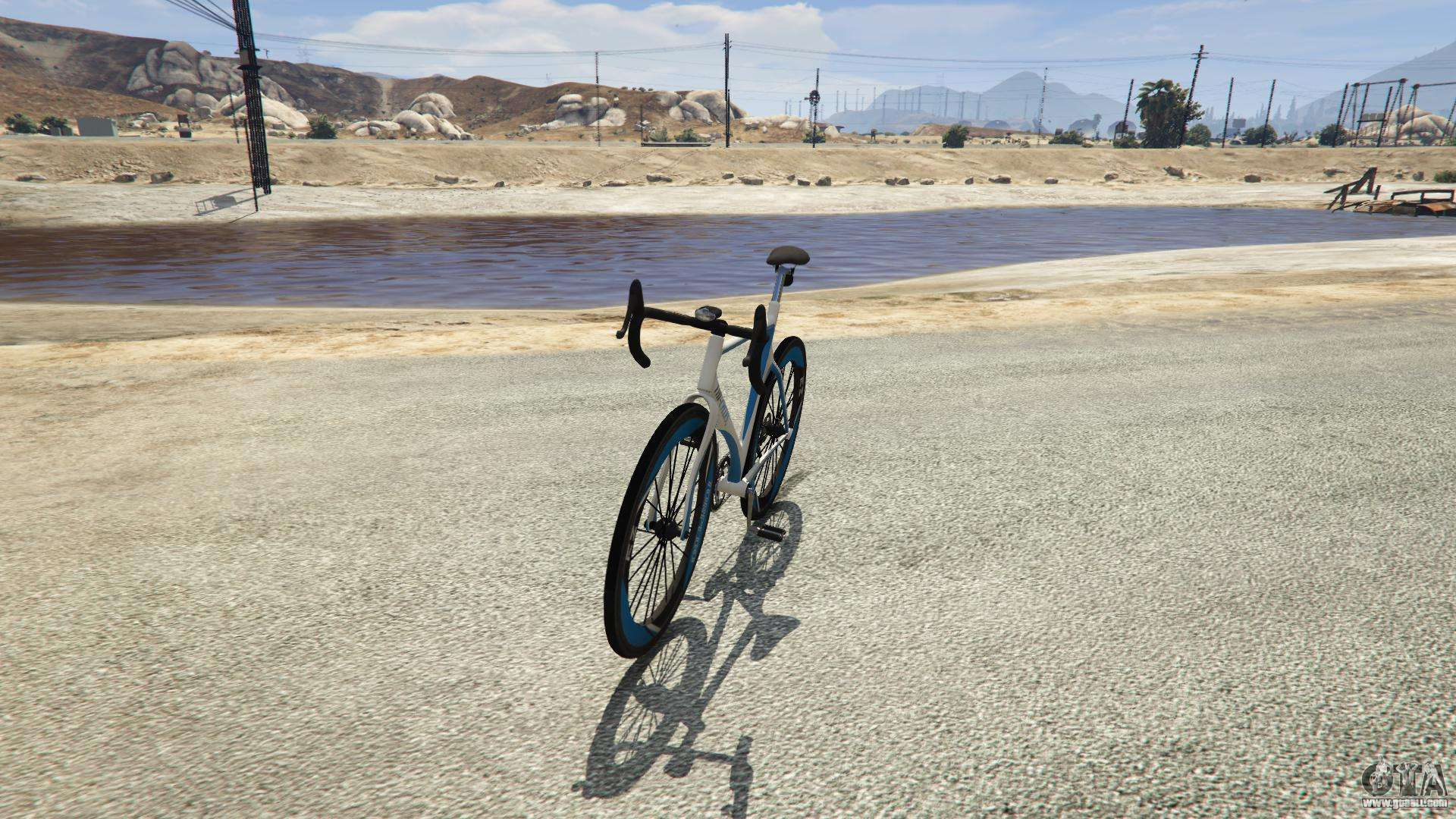Tri-Cycles Race Bike from GTA 5