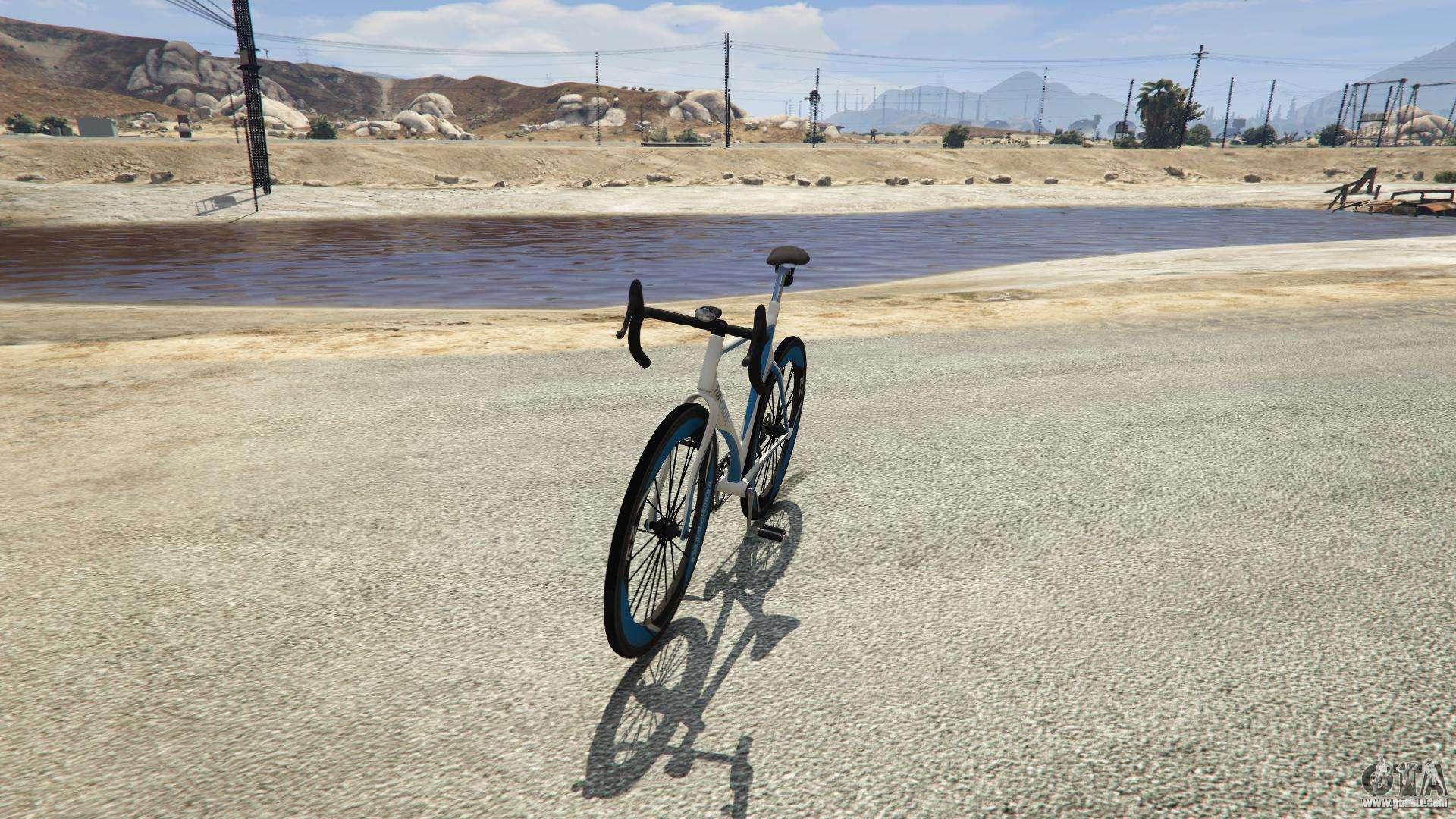 Tri-Cycles Race Bike from GTA 5